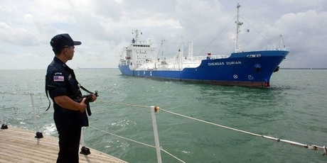 Pirates Kidnap Three on Singapore Tanker Off Malaysia — Naharnet