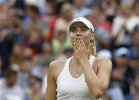 Tennis Pro Goes For The Jugular On