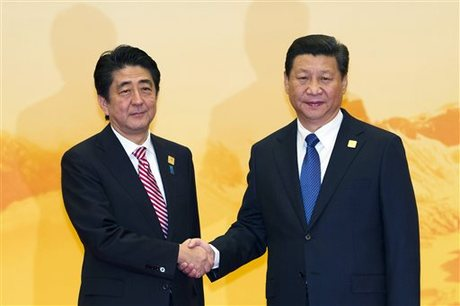 China Attempts Resetting Relations with Japan under Geo Political Pressures