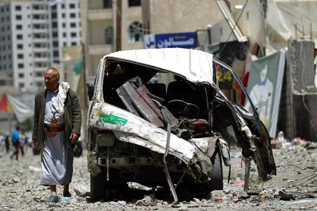 Obama Urges Iran to Play Positive Role in Yemen — Naharnet