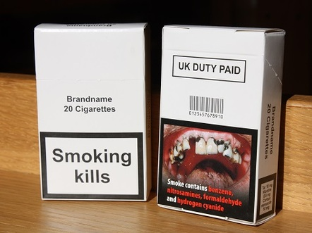 Store can buy cigarettes More