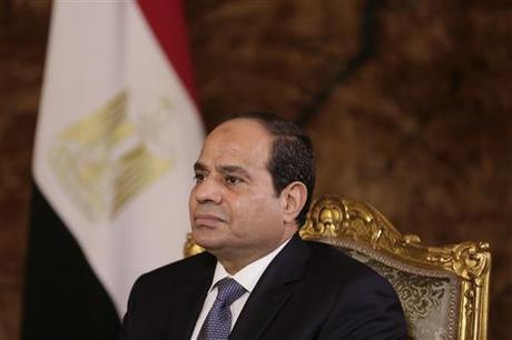 Egypt's Sisi ratifies NGO bill restricting human rights groups