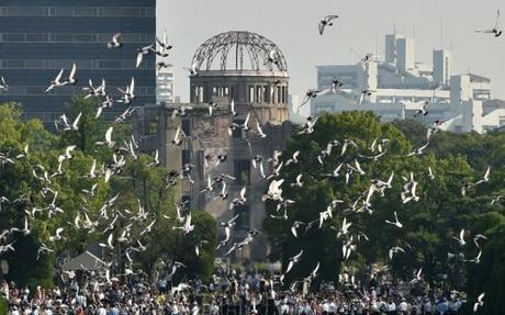 Hiroshima marks 71st anniversary of atomic bomb