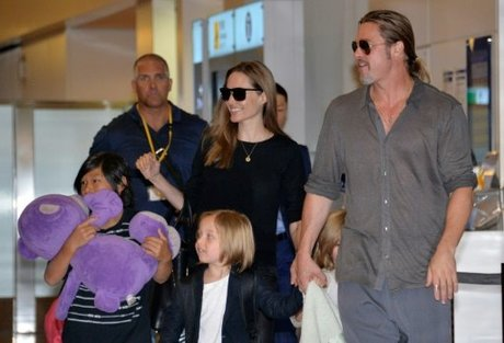 Brad Pitt Submitted to Drug Test For Alleged Child Abuse Investigation