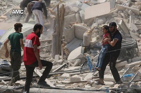 Aleppo truce gives way to more heavy fighting in Syrian city