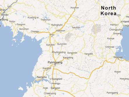 S Korea Blocks Google Export Of Map Data Naharnet