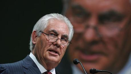 Tillerson calls on NKorea to quit nuke program