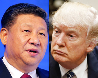 Trump thinks meet with Xi will be 'very difficult'
