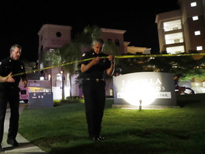 Police Kill Suspect In Fatal San Diego Pool Party Shooting By Naharnet Newsdesk Almost 2 Years