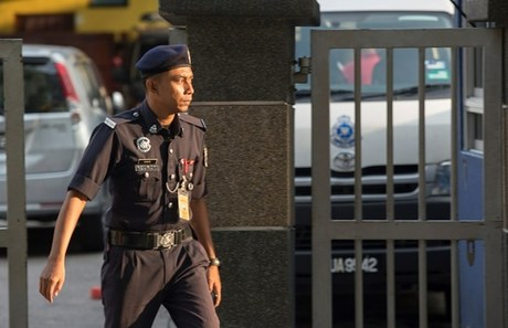 Arrested Turkish man met with Najib, says report