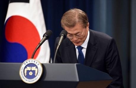 Korea's Moon thanks Indian leader Modi for congratulations in Korean language