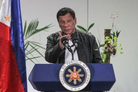 Philippines' Duterte says Turkey, Mongolia could join ASEAN