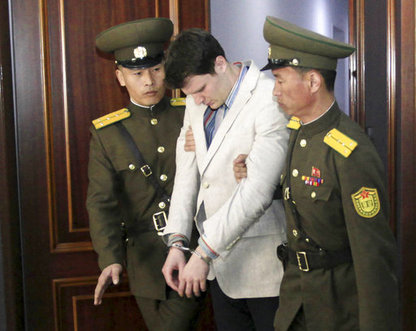 Otto Warmbier Wiki: Why was Otto Warmbier in North Korea?