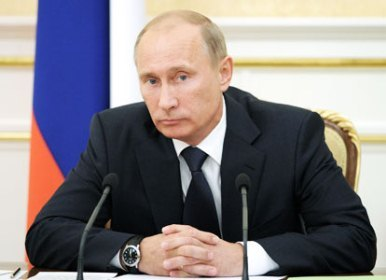 Putin Says Russia Reducing Dependence on Oil and Gas thumbnail