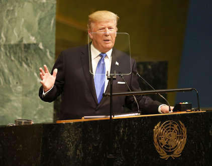 Duke Machado, Board of Contributors: Trump's UN speech courageous, on target