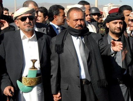 Saleh's death unites Yemeni parties