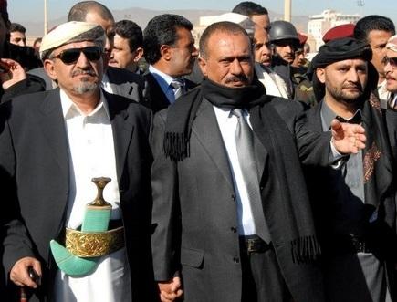 Saleh's death unites Yemeni parties