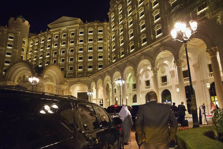 World's Most Expensive Prison, Saudi Arabia's Ritz-Carlton, Will Reopen to Guests