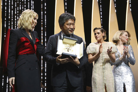2018 Cannes Film Festival Winners Naharnet