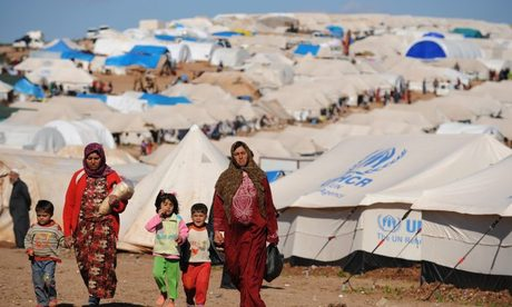 Image result for UN: Syria war displacement this year worst ever