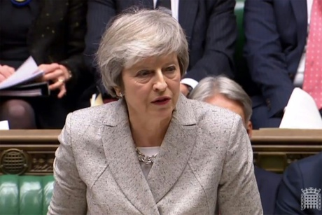 Final Brexit deal within our grasp: May