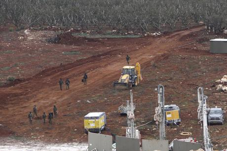 IDF Estimates a Dozen Hezbollah Tunnels Cross Into Israel