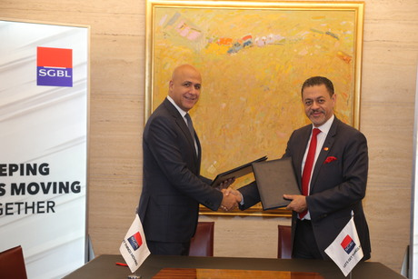 Sgbl Group And Mastercard Announce New Regional Agreement Naharnet