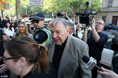 Cardinal Pell returns to court