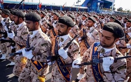Instagram Accounts of Iran Guards Commanders Blocked — Naharnet
