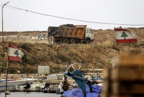 Lebanese Kick Up Stink over Smell Fix for Garbage Woes — Naharnet