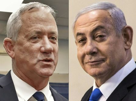 Gantz rejects Netanyahu's offer of a unity government amid Israeli election deadlock