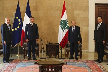 Lebanon at risk of complete collapse after blast, French minister warns