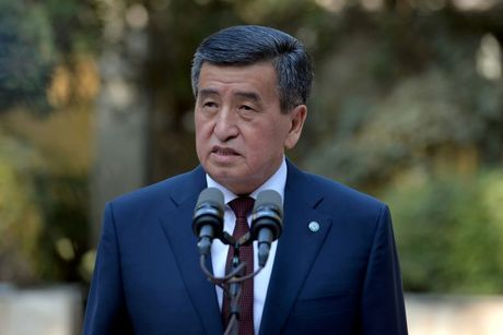 Kyrgyz president declares new state of emergency