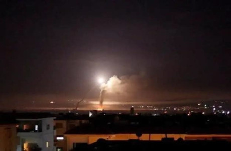 Israel strikes Syria, killing 3 troops, after finding bombs""