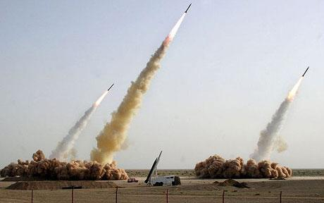 Israel Conducts Final Test On Arrow Anti Missile System