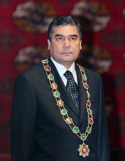Turkmenistan President