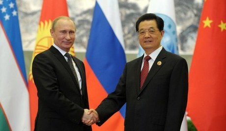 Russia, China Stress Rejection of Military Action against Syria, Iran