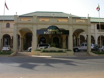 Grand Hotel Khartoum Sudan