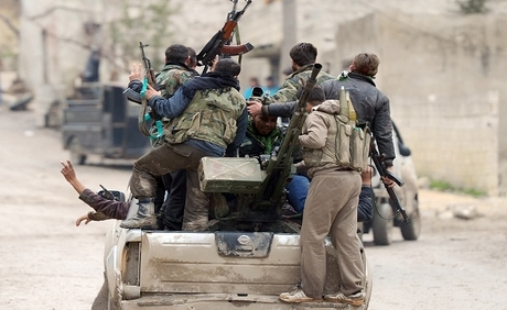 Rebels Kill Aleppo Cleric, Parade Body