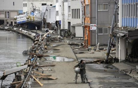 Mystery Gold Gifts for Tsunami-Wracked Japan Port — Naharnet
