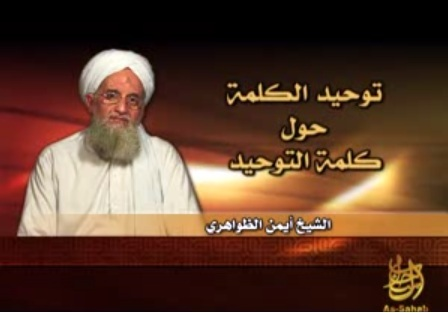 Zawahiri Urges Syria Rebels to Seek Islamic State